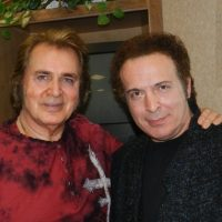 With Engelbert Humperdinck