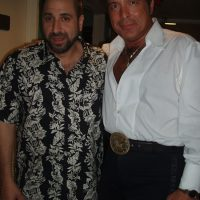 With Dave Atell