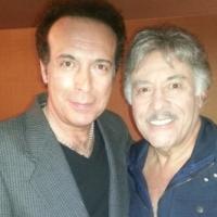 With Tony Orlando