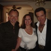 With Graham Norton and Sherri