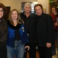Fay,  Sherri, Irwin, Harmik, Englebert in background