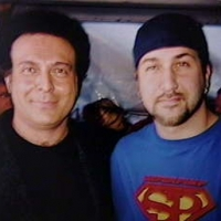 With Joey Futone from 'N Sync