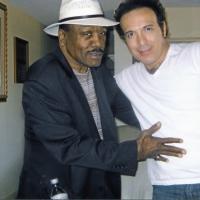 With Joe Frazier