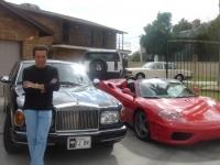 Harmik with Cars